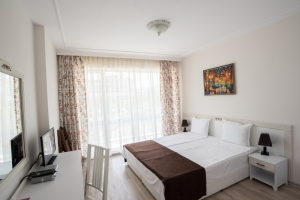 Double rooms for summer vacation